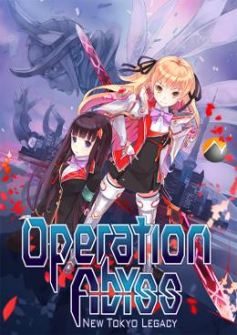 Carátula de Operation Abyss: New Tokyo Legacy para PC