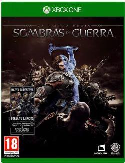 Carátula de La Tierra Media: Sombras de Guerra para Xbox One