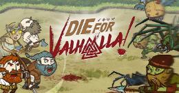 Carátula de Die for Valhalla! para PlayStation 4