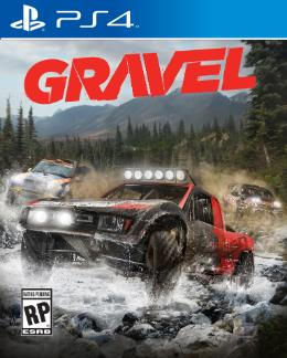 Carátula de Gravel para PlayStation 4