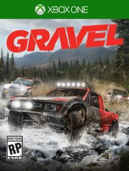 Carátula de Gravel para Xbox One