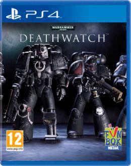 Carátula de Warhammer 40.000: Deathwatch