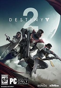 Carátula de Destiny 2 para PC