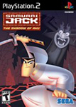 Carátula de Samurai Jack: The Shadow of Aku para PlayStation 2