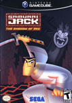 Carátula de Samurai Jack: The Shadow of Aku para GameCube
