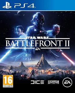 Carátula de Star Wars: Battlefront II (2017) para PlayStation 4
