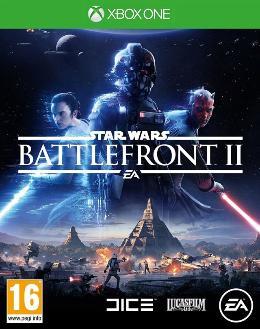 Carátula de Star Wars: Battlefront II (2017) para Xbox One