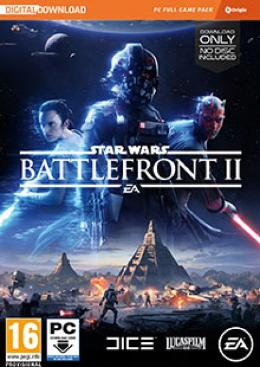 Carátula de Star Wars: Battlefront II (2017) para PC