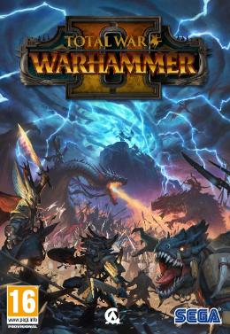 Carátula de Total War: Warhammer II para PC