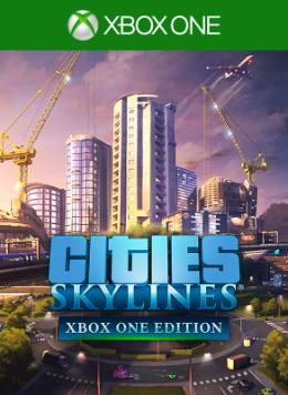 Carátula de Cities: Skylines-Xbox One Edition para Xbox One