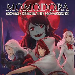 Carátula de Momodora: Reverie Under the Moonlight para PlayStation 4
