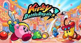 Carátula de Kirby: Battle Royale para Nintendo 3DS