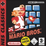 Carátula de NES Classics - Super Mario Bros. para Game Boy Advance