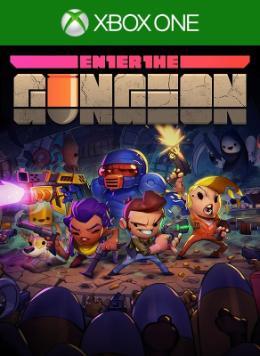 Carátula de Enter the Gungeon para Xbox One