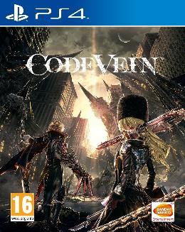 Carátula de Code Vein para PlayStation 4
