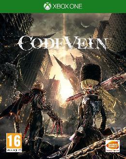 Carátula de Code Vein para Xbox One