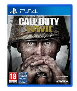 Carátula de Call of Duty: WWII para PlayStation 4