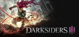 Carátula de Darksiders III para PC