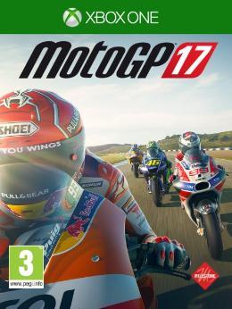 Carátula de MotoGP 17 para Xbox One
