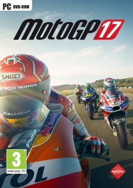 Carátula de MotoGP 17 para PC