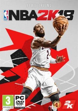 Carátula de NBA 2K18 para PC