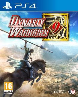 Carátula de Dynasty Warriors 9 para PlayStation 4