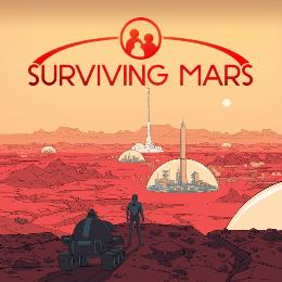 Carátula de Surviving Mars para Xbox One