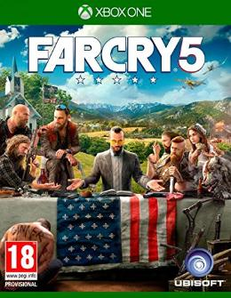 Carátula de Far Cry 5 para Xbox One