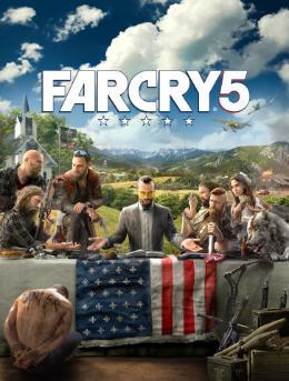 Carátula de Far Cry 5 para PC