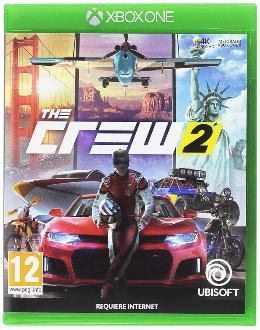 Carátula de The Crew 2 para Xbox One