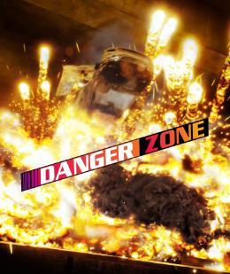 Carátula de Danger Zone para PlayStation 4
