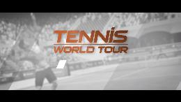 Carátula de Tennis World Tour para PC