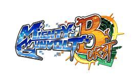Carátula de Mighty Gunvolt Burst para Nintendo 3DS
