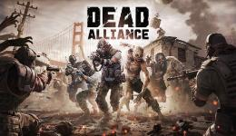 Carátula de Dead Alliance para Xbox One
