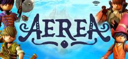 Carátula de AereA para PlayStation 4