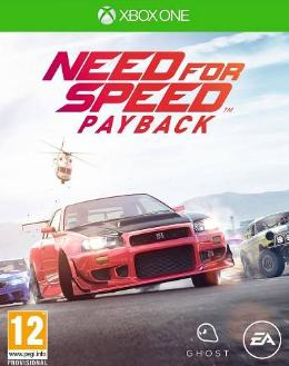 Carátula de Need for Speed Payback para Xbox One