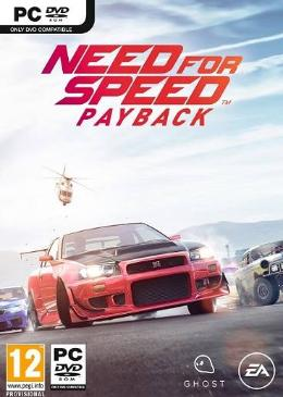 Carátula de Need for Speed Payback para PC