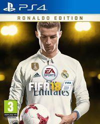 Carátula de FIFA 18 para PlayStation 4