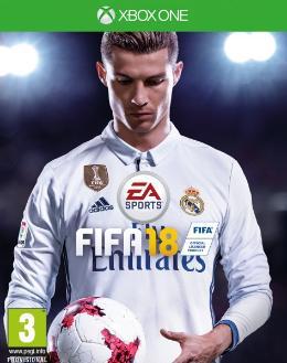 Carátula de FIFA 18 para Xbox One