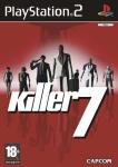 Carátula de killer7 para PlayStation 2