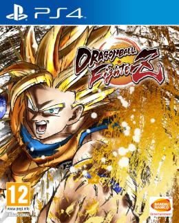 Carátula de Dragon Ball FighterZ para PlayStation 4