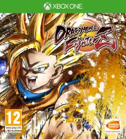 Carátula de Dragon Ball FighterZ para Xbox One