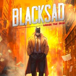 Carátula de Blacksad: Under the Skin para PC