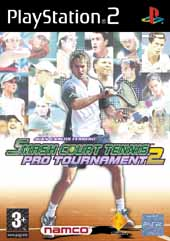 Carátula de Smash Court Tennis Pro Tournament 2 para PlayStation 2