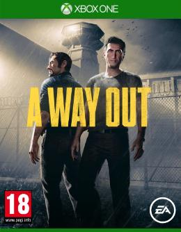 Carátula de A Way Out para Xbox One