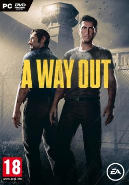 Carátula de A Way Out para PC