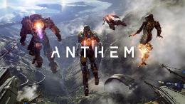 Carátula de Anthem para PlayStation 4