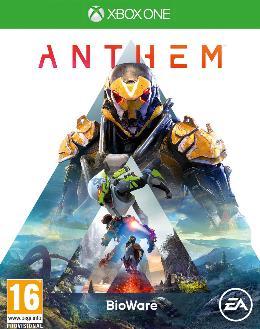 Carátula de Anthem para Xbox One