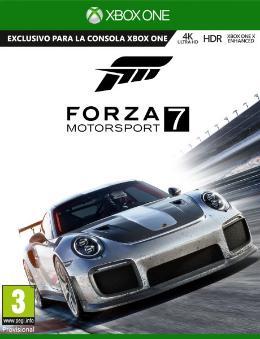 Carátula de Forza Motorsport 7 para Xbox One