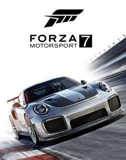 Carátula de Forza Motorsport 7 para PC